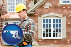Maryland - a home inspector