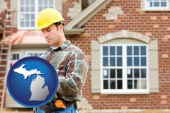 Michigan - a home inspector