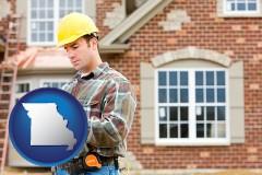 Missouri - a home inspector