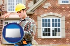 North Dakota - a home inspector