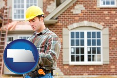 Nebraska - a home inspector