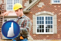 New Hampshire - a home inspector