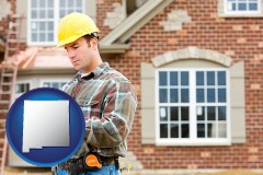 New Mexico - a home inspector