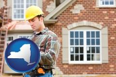 New York - a home inspector