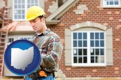 Ohio - a home inspector