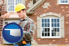 Oklahoma - a home inspector