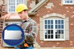 Pennsylvania - a home inspector