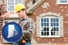 Rhode Island - a home inspector