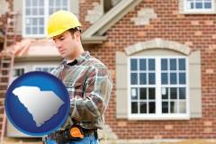 South Carolina - a home inspector