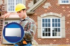 South Dakota - a home inspector