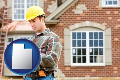 Utah - a home inspector