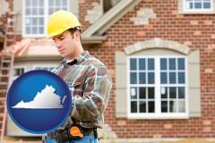 Virginia - a home inspector