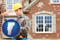Vermont - a home inspector