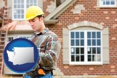 Washington - a home inspector