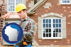 Wisconsin - a home inspector