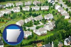 Arkansas - a housing development