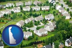 Delaware - a housing development