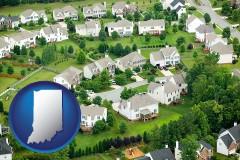 Indiana - a housing development