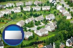 Kansas - a housing development