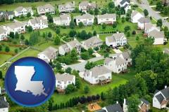 Louisiana - a housing development