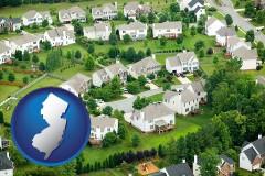 New Jersey - a housing development