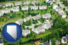 Nevada - a housing development