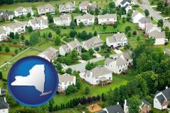 New York - a housing development