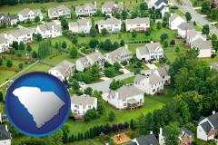 South Carolina - a housing development