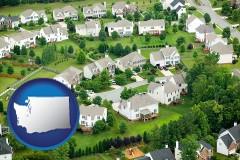 Washington - a housing development