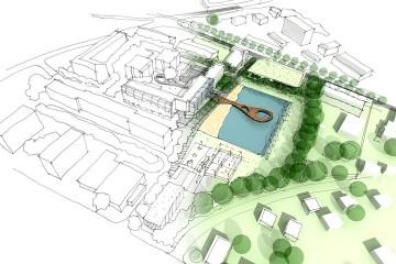 an urban design concept
