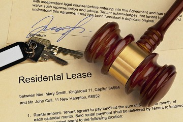 a residential lease