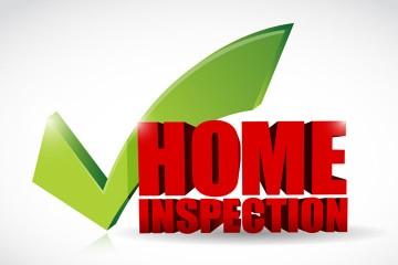 a home inspection concept