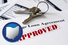 Ohio - an approved mortgage loan agreement