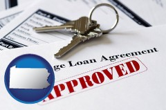 Pennsylvania - an approved mortgage loan agreement