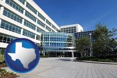 Texas office park