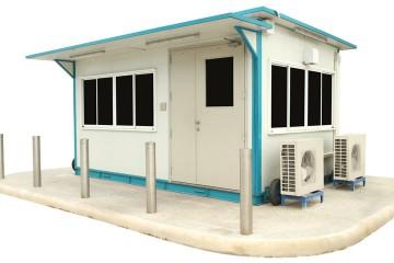a portable building