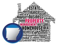Arkansas - property management concepts