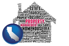 California - property management concepts