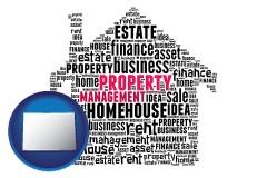 Colorado - property management concepts