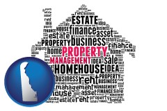 Delaware - property management concepts