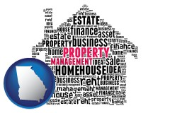 Georgia - property management concepts