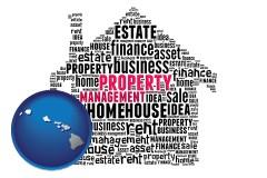 Hawaii - property management concepts
