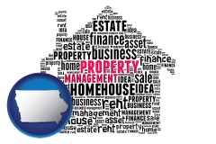 Iowa - property management concepts