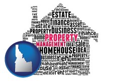 Idaho - property management concepts