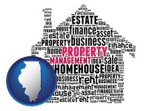 Illinois - property management concepts