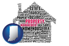Indiana - property management concepts