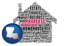 Louisiana - property management concepts