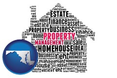 Maryland - property management concepts