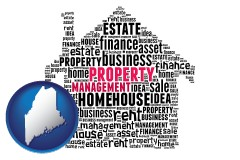 Maine - property management concepts