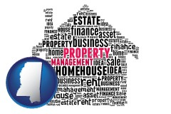 Mississippi - property management concepts